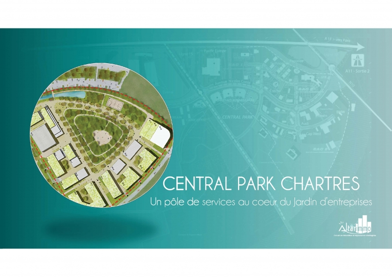 Central Park CHARTRES