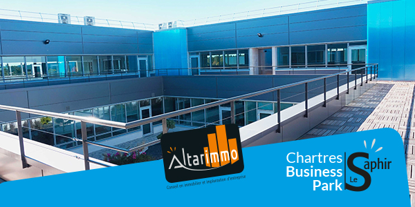 Chartres Business Park, Le Saphir