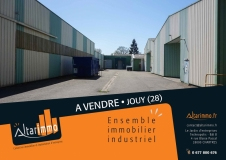 Site industriel à vendre